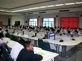 อบรมเครือข่ายเฝ้าระวังทางวัฒนธรรมในสถานศึกษา ๕๒